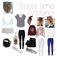 """""""Airport."""" by royalrose33733 on Polyvore featuring Victoria's Secret, Vans, Topshop, Wet Seal, Levi's, M Missoni, MANGO, Chicwish and outfit"""