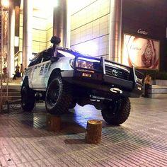 #Toyota #LandCruiser #105Series #105 #HZJ105L #FunRace #FunRace4x4RD #BumperTJM #OME #ProComp #Lift3  #SmittybildX2O #MikeyThompson #M/TMTZ #315/75/16 #ARB #AirLock #DiffLocker #LED