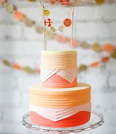 Coral Wedding Inspiration.  It's the colour for everyone! I really love everything about this!!