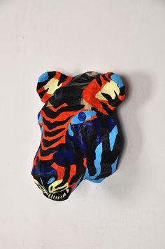 Tiger Mask - marion jdanoff