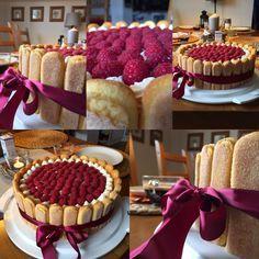 Spolu u stolu: Malinový dort