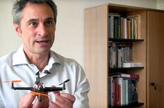 Flying robots, with Dario Floreano (Part two)