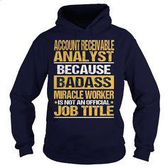ACCOUNT RECEIVABLE ANALYST - BADASS - shirt #designer shirts #mens dress shirt