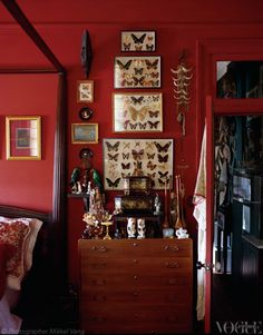 Embracing Red: How To Use the Boldest Color