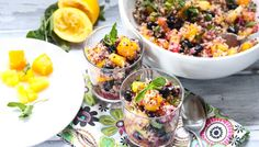 Quinoa Mixed Fruit Salad Recipe | Wayfair