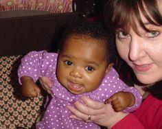 Adoption photos: The moment I became a mom