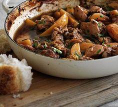 Italian chicken & rosemary stew recipe - Recipes - BBC Good Food