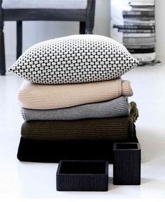 Louise Roe is een Deense modeontwerpster die in de afgelopen jaren ook artikelen voor in huis is gaan ontwerpen.