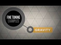 The Fine Tuning of the Universe