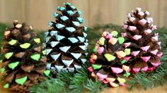 Looking for some pine cone decorating ideas for your homestead? Add some holiday cheer by filling your home with pine cone decorations!