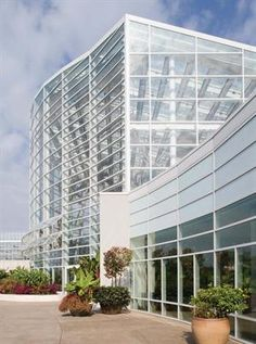 Tropical Forest Conservatory and Special Events Hall addition at Phipps Conservatory - Pittsburgh, Pennsylvania