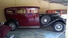 Vintage Car Show at Ahmedabad, Gujarat, India