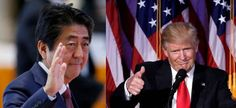 Trump sees Japan's Abe as ally in push back against China-adviser Us Presidents, Donald Trump, Tokyo, China, Japan, Indian, News, Donald Tramp, Tokyo Japan