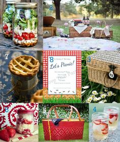 Picnic party ideas & how to host a picnic party- www.lovethatparty.com.au