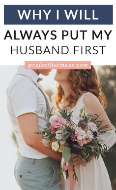 So many people say when they become parents they put their children first but I challenge that idea. I will always put my husband first and this is why. First Year Of Marriage, Marriage Goals, Saving Your Marriage, Successful Marriage, Save My Marriage, Marriage Relationship, Happy Marriage, Marriage Advice, Love And Marriage