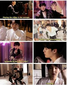 Well, there is more of Yoongi than meets the eye