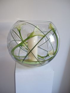 calla lily arrangement