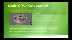 Manufacturer and Supplier of Pan Cake Load Cell