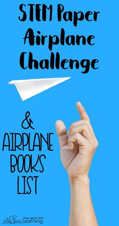 Making paper airplanes is a great way to begin learning about flight, the creation of the first plane, and aerodynamics in general!: