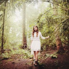 A favourite from the Forest Fairies shoot many many moons ago. Model is Chloe make up by Molly :) by ellaruthc