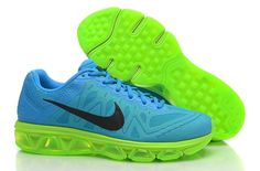 eed3131ec20c Nike Air Max Tailwind 7 Training Shoes Blue Green 683632-400 Mens Size 10