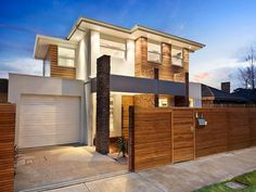 Photo of a house exterior design from a real Australian home - House Facade photo 1547830. Browse hundreds of facade designs from Australian homes on Home Ideas.