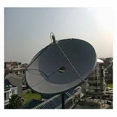 PARABOLA 2 REMOTE - Agen Dan Jasa Ahli Pasang Parabola, Antena TV Lokal,Camera CCTV, Anti Petir