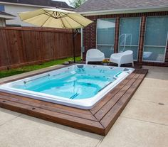 Hidrostyle - Piscina cu sistem Fitness Jacuzzi, Tub, Swimming Pools, Exterior, Fitness, Outdoor Decor, House, Home Decor, Homemade Home Decor