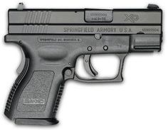 springfield xd 40... I always find myself going back to this gun for conceal carry.