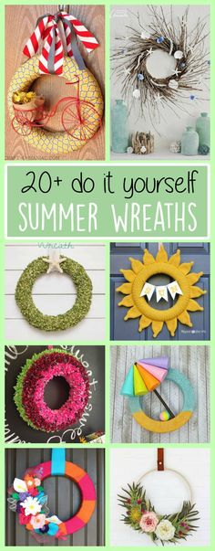 These 20+ DIY Summer