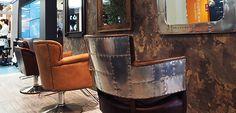 Barber Shop La Quinta : ... Hair/Barbershop on Pinterest Barber Shop, Barbers and Barber Chair