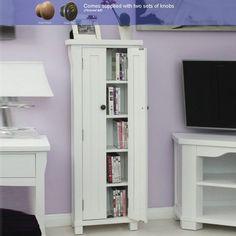 hampton Solid Ash DVD/CD Storage Unit -  - DVD/CD Storage - Baumhaus - Space & Shape - 2