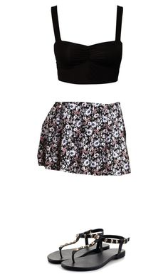 """Untitled #659"" by allthat-ovoxo ❤ liked on Polyvore featuring Charlotte Russe and Club L"