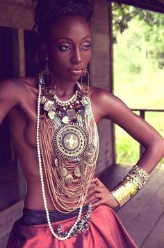 reallyrilly:    Miss Trinidad and Tobago Miss World:Athaliah Samuel.