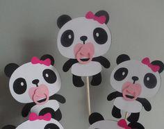 Decoracion De Baby Shower Con Panda   Google Search