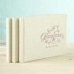 My Grandma Her Stories Her Words Book [2 to 5 Day FREE Delivery]  #book #child #compendium $9.95