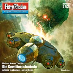 Science Fiction, Perry Rhodan, Movie Posters, Movies, Alter, Products, Other Galaxies, Thunderstorms, Planets