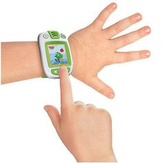 leapfrog leapband in green pink or blue exercise for kids top toys - Best Gifts Christmas 2014
