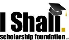 Logo Design for the I SHALL Scholarship Foundation, designed by Moksha Media of Dallas - Daymond E. Best Logo Design, Creative Logo, Cool Logo, Web Development, Dallas, Foundation, Branding, Brand Management, Best Logo