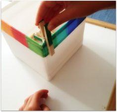 Montessori, Plastic Cutting Board, Books, Sentences, Gross Motor Activities, Cardboard Toys, Preschool Printables, Body Language, Free Time