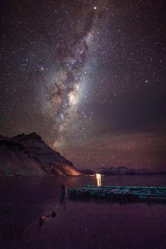 A winter of star gazing in the snow of Antarctic to try and capture the milky way on camera 900 miles from light pollution