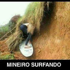 Surfista mineiro