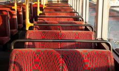 All aboard: London transport seat designs – in pictures