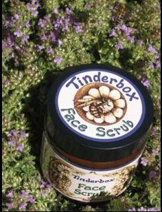 Tinderbox - Skin and Body Care - Face Scrub 80gm (Vegetarian)
