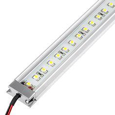 WLF series High Power LED Waterproof Light Bar Fixture | Aluminum Light Bar Fixtures | Rigid LED Linear Light Bars | LED Strip Lights & LED Bars | Super Bright LEDs