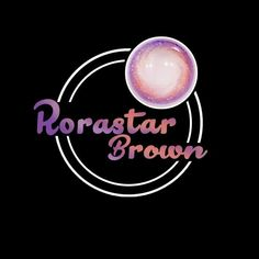Rorastar Brown Colored Contact Lenses – Colored Contact Lenses | Circle Lenses Online | BEALEN