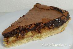 torta mole de chocolate