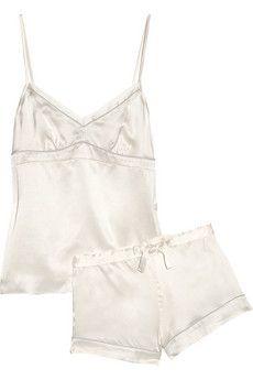 Bodas Silk Satin Pajama Set