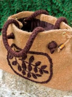 felted bag applications