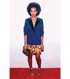 Solange Knowles in 3.1 Phillip Lim for Target